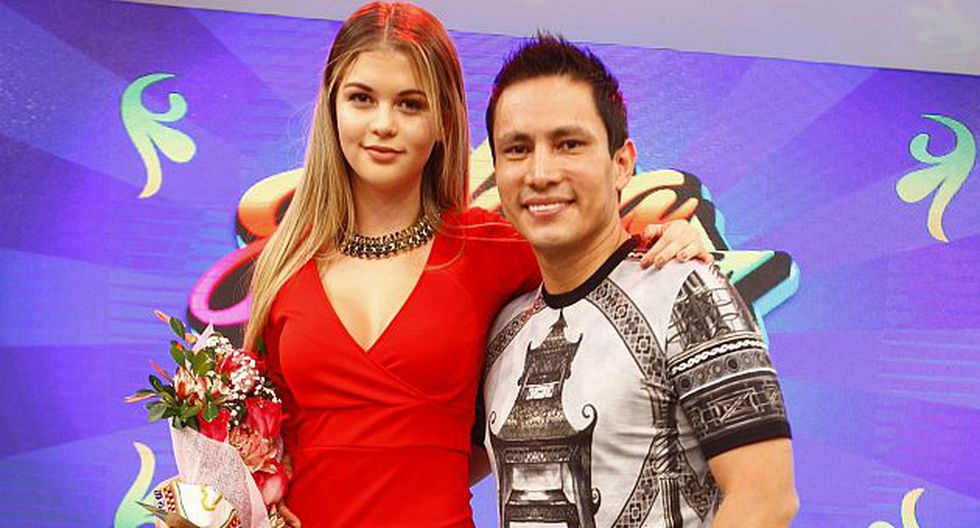 Brunella Horna y Renzo Costa le pusieron fecha a su matrimonio en Perú. (USI)