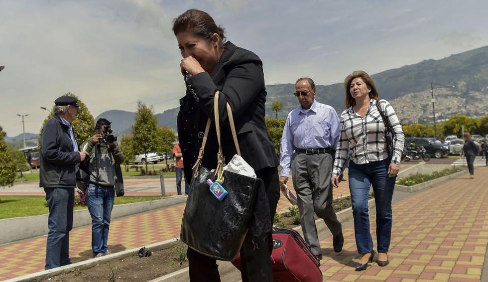 El presidente de Ecuador, Lenin Morenos, confirmó la muerte de los tres periodistas. (EFE)