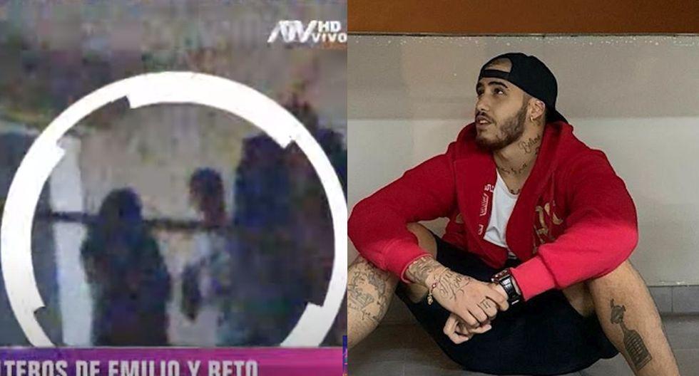 Beto Da Silva celebró el fin de su soltería con Ivana Yturbe. (Magaly TV/Instagram)