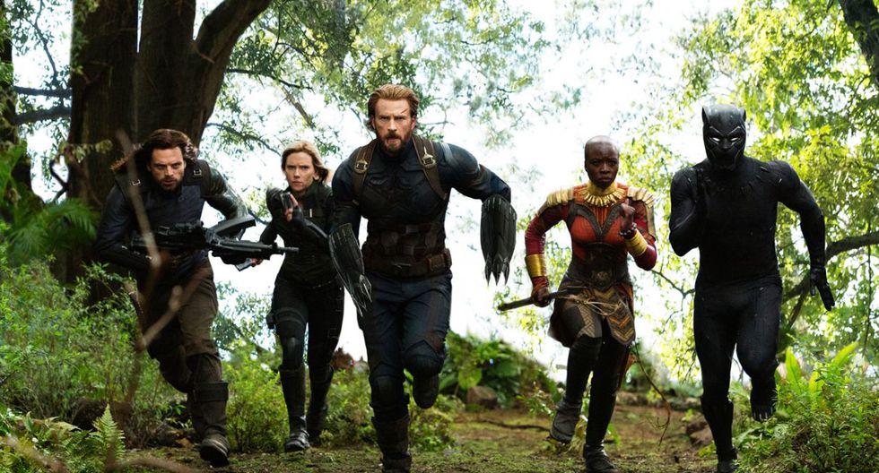 """La película """"Avengers: Infinity War"""" estrenará en la televisión este sábado. (Foto: Marvel)"""