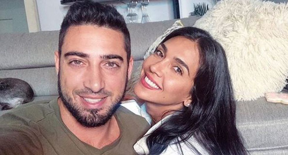 Vania Bludau y su novio Frank Dello Russo pronto se casan por religioso tras años de relación sentimental. | Instagram