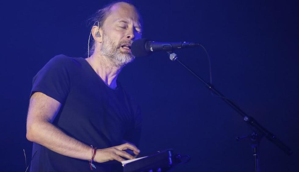 Radiohead es una de las bandas que ingresará al Salón de la Fama del Rock and Roll. (Foto: AFP)