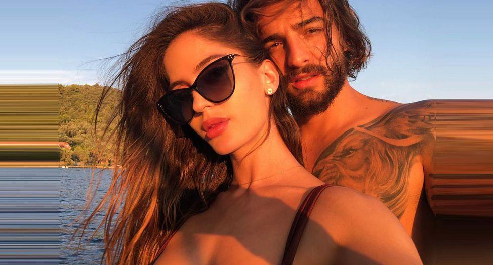 Maluma y su novia, Natalia Barulich, mantiene una sólida relación hace varios meses. (Foto: @natalia)