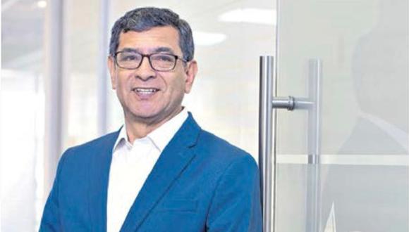 Ronald Egúsquiza: 'Somos positivos sobre el lote 107' (Cesar Campos/GEC)