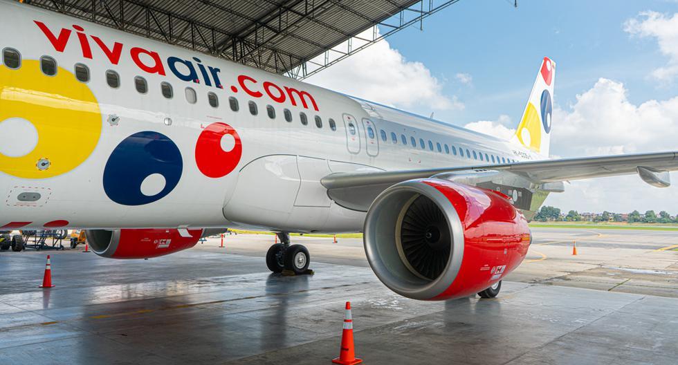 Viva Air Perú retoma sus vuelos internacionales y reiniciará sus operaciones a Cusco, Tacna y Juliaca a partir de octubre