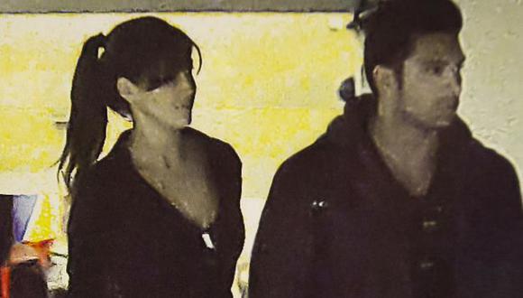 Rafael Cardozo negó que tenga una relación con Tilsa Lozano. (Difusión)