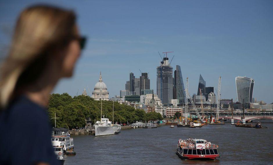 El futuro del Brexit luce cada vez más oscuro mientras Londres y la Unión Europea se alejan de un posible acuerdo. (Foto: AFP)