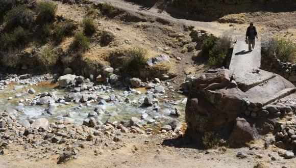 Peligro. Consumir productos irrigados con agua contaminada puede poner en riesgo su vida. (Heiner Aparicio)