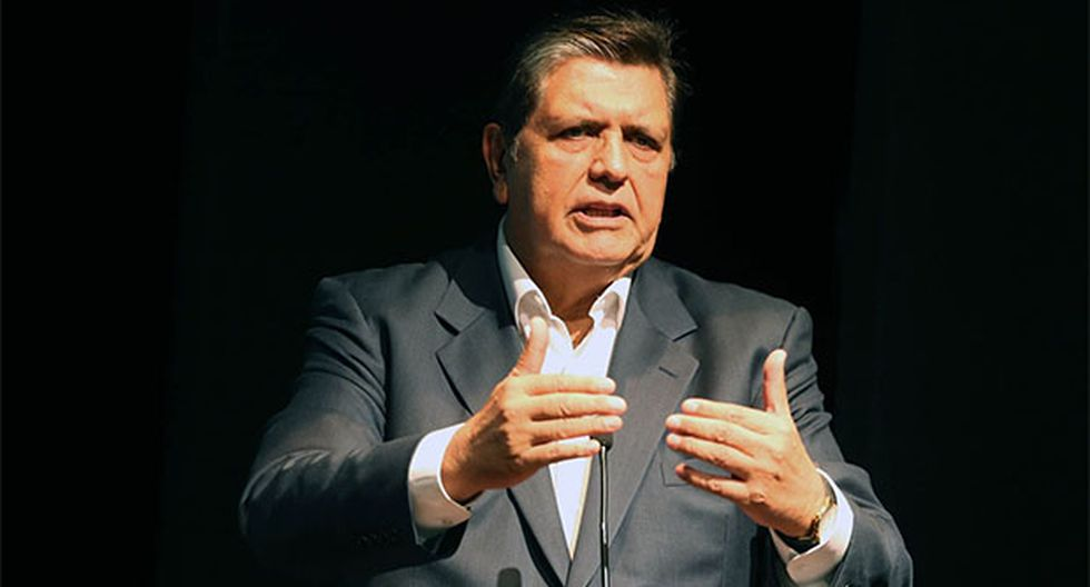 Alan García cuestionó gasto innecesario en investigaciones del Congreso a su segundo gobierno. (Foto: Agencia Andina)