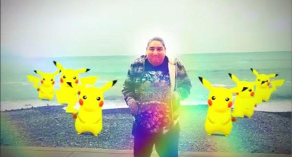 Tongo presentó el videoclip oficial de su cover. (YouTube)