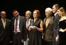 Premios Summum 2019: Marisa Guiulfo recibió reconocimiento a la trayectoria