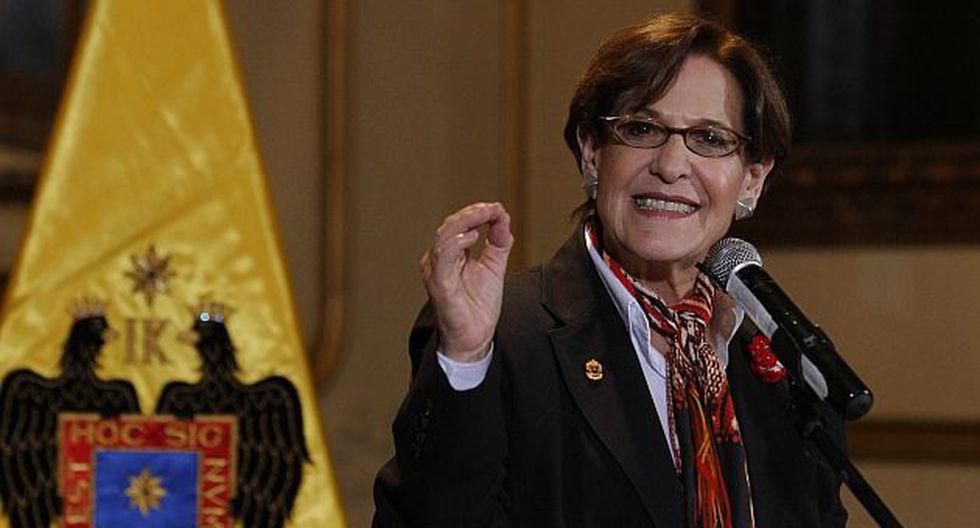 Trabas. Susana Villarán aún tiene objeciones por superar. (Nancy Dueñas)