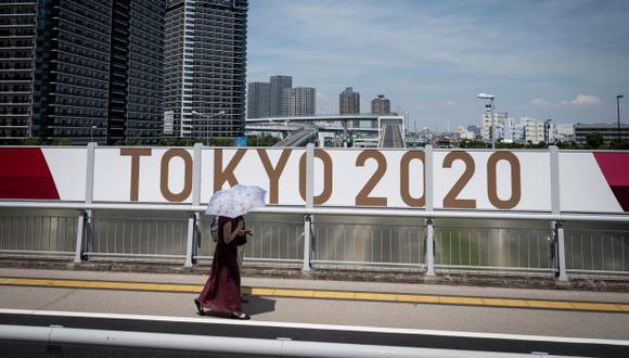 Tokio 2020 está programado para desarrollarse entre el 23 de julio y el 8 de agosto. (Foto: AFP)