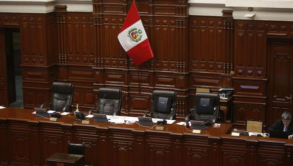 Tres listas compiten para conformar la Mesa Directiva del Congreso de la República (GEC).