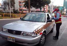 Coronavirus en Perú: taxis autorizados podrán prestar servicio este Jueves y Viernes Santo, según ATU