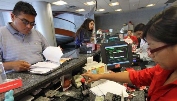 Índice de dolarización de los préstamos del sistema financiero se está reduciendo. (USI)