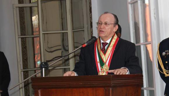 Peláez espera que se fortalezca lucha anticorrupción. (USI)
