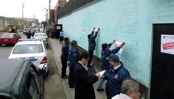 Casa de citas 'La Nené' fue cerrada por la Municipalidad de Lima. (Difusión)