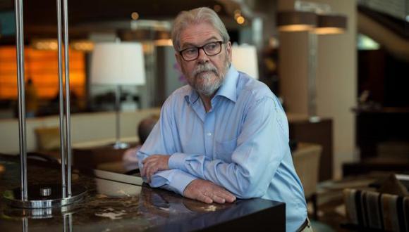 Michael Reid, autor del libro 'El continente olvidado', una crónica política y económica de América Latina. (Foto: Anthony Niño de Guzmán).