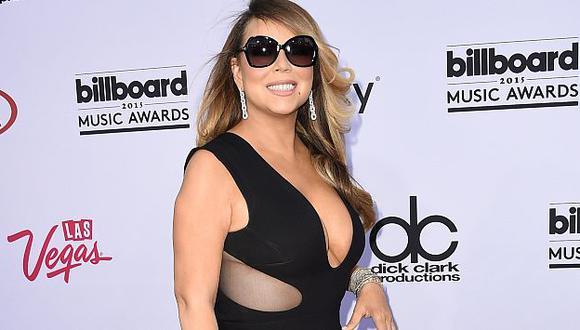 Mariah Carey confesó que ser jurado en el programa American Idol fue su peor experiencia. (AFP)