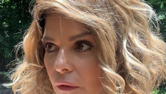 Itatí Cantoral reveló como es que su mamá se contagio de coronavirus  (Foto: Instagram/ Itatí Cantoral)
