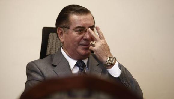 El premier aconseja a Humala. (César Fajardo)