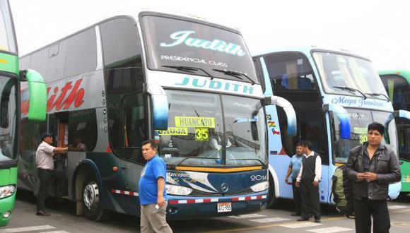 Proponen regular el servicio de transporte. (USI)