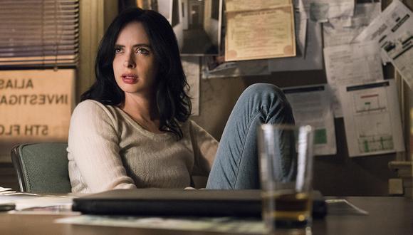 Jessica Jones: segunda temporada (8 de marzo) (Netflix)