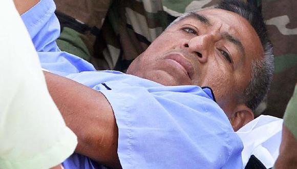 Asegura que el Gobierno actuará con todo el peso de la ley con 'Artemio'. (Andina)