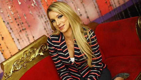 Sofía Franco anunció que le  gustaría tener más hijos. (Perú21)