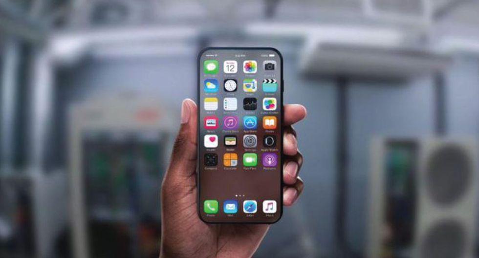 iPhone 8 es uno de los smartphones más esperados por los amantes de la tecnología. (Telegraph)