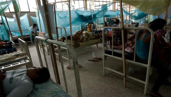 MAL AVANZA SIN CONTROL. Casos de personas afectadas siguen llegando a hospitales de Pucallpa. (Fidel Carrillo)