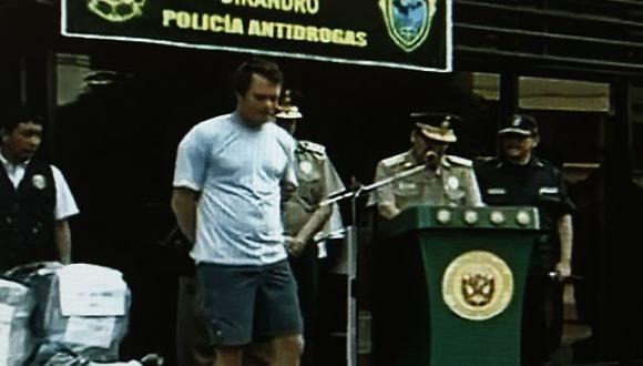 La prensa internacional afirma que tardará mucho en resolverse la situación de Philip Collins. (Imagen de TV)