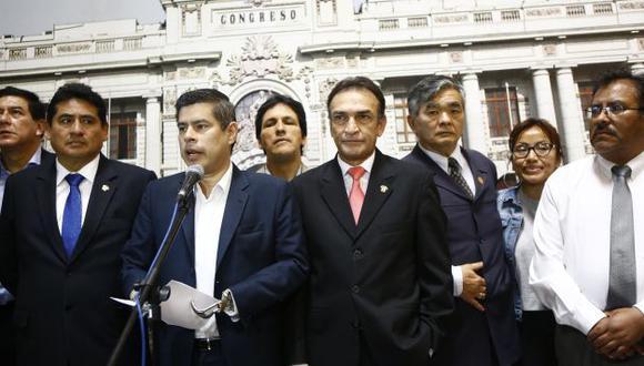 Fuerza Popular emitió un comunicado. (Perú21)