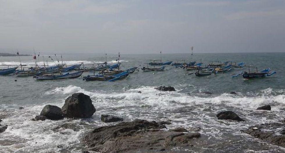 Embarcación transportaba a ciudadanos de Sri Lanka e Irán. (DailyTelegraph)