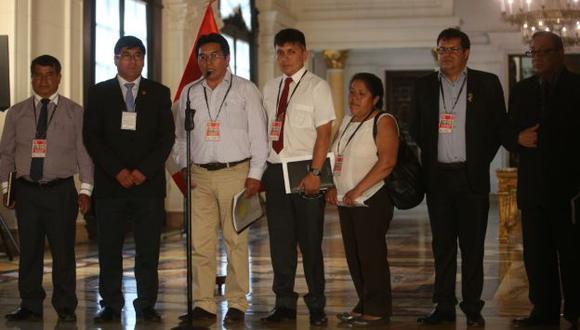 Alcaldes del Cusco se pronunciaron a favor del aeropuerto y respaldaron a Vizcarra (Andina)