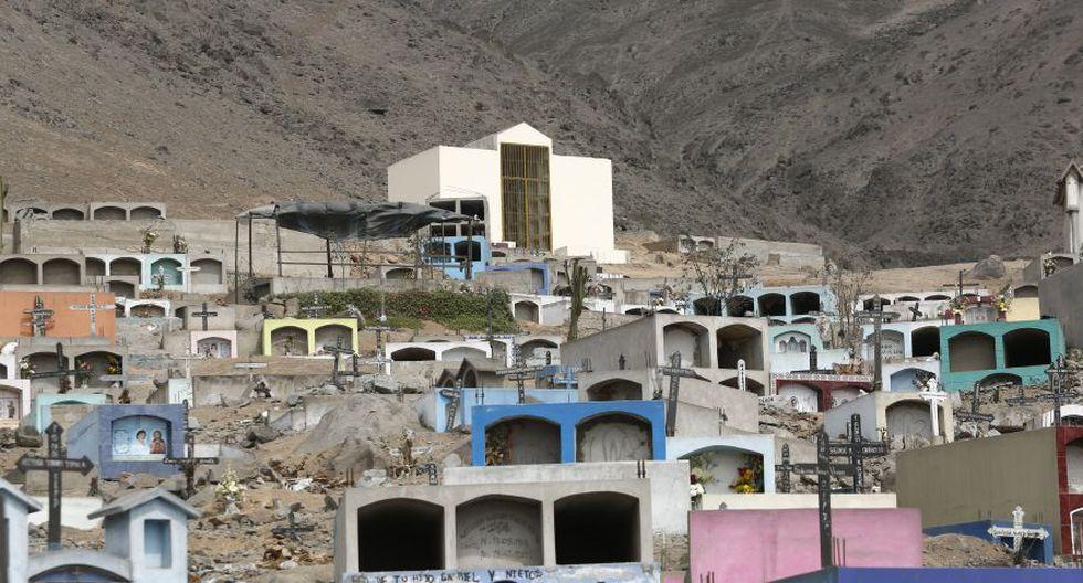 Corte IDH no evitará que sea demolido el mausoleo de Sendero Luminoso en Comas. (PikoTamashiro/Perú21)
