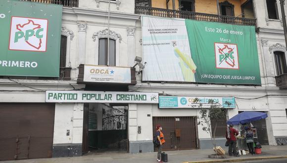 PPC continúa en la batalla legal para lograr inscribir a sus candidatos al Congreso por Lima (GEC).