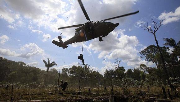 Contundente golpe a las FARC. (AP)