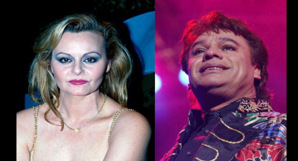 Según la hija de Rocío Dúrcal, el cantante Juan Gabriel sentía fascinación por su madre. | Getty