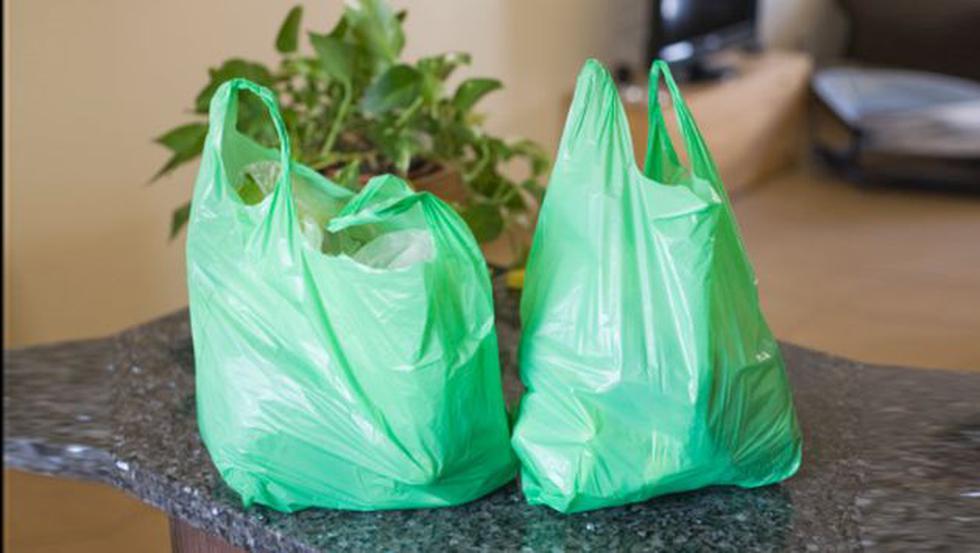 Colombia inició campaña para impulsar el reciclaje de bolsas de plástico. (Getty)