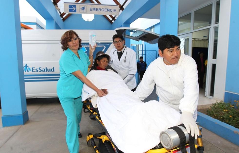 Hospitales de Essalud