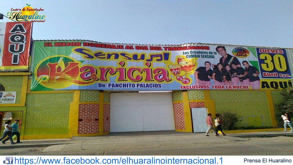 El icónico Huaralino es el mejor escenario musical de Lima. (Foto: Facebook El Huaralino Internacional - Sitio Oficial)