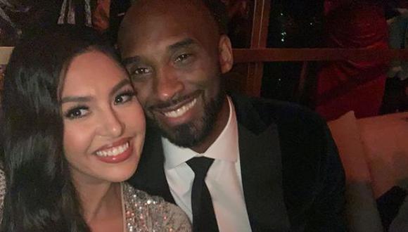 Bryant, cinco veces campeón de la NBA, y su hija de 13 años, Gianna, murieron en un accidente de helicóptero en Los Ángeles el 26 de enero. (Foto: Instagram @vanessabryant)