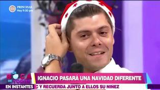 Tula Rodríguez invitó a Ignacio Baladán a pasar Navidad con ella y su familia