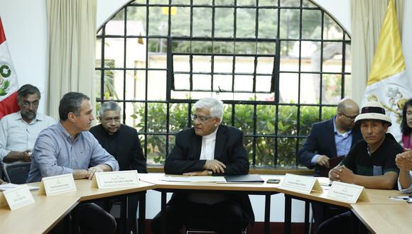 Las Bambas: Salvador del Solar se reúne con Gregorio Rojas para iniciar el diálogo. (PCM)