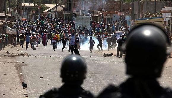 En setiembre se registraron 223 conflictos sociales. (USI)