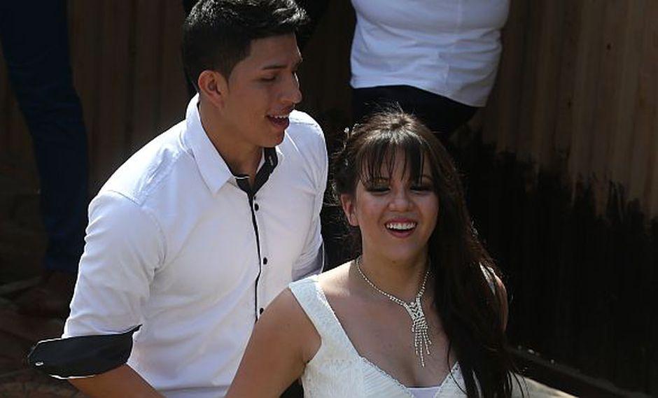Greysi Ulloa: Ítalo Villaseca reveló que le ofrecieron dinero para casarse con ella. (USI)