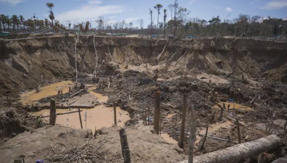 Discovery Channel presenta el documental Amazonas clandestino, la maldición del oro.