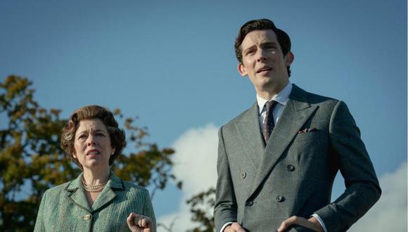"""""""The Crown"""" tiene 4 temporadas y puede verse en Netflix. (Foto: Netflix)."""